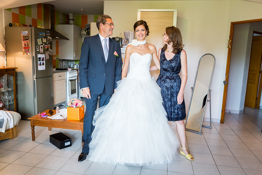 Sophie & Brice - a wedding around Annecy Lake - Haute Savoie - French Alps