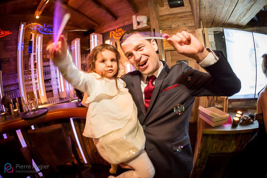 Mathilde & Jeremy: a wedding in La Clusaz ski resort