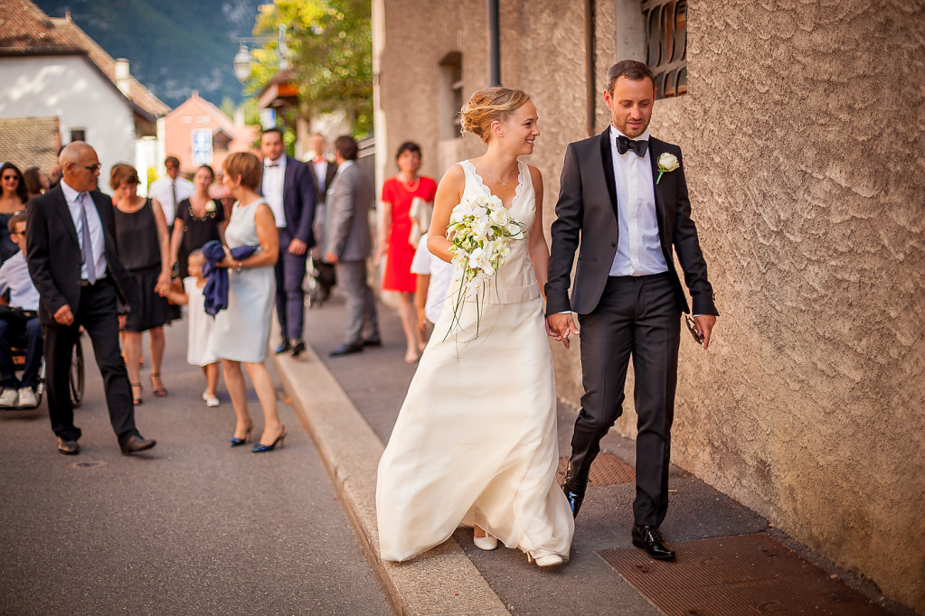 Lucie & Cesar - a wedding in Annecy-le-vieux