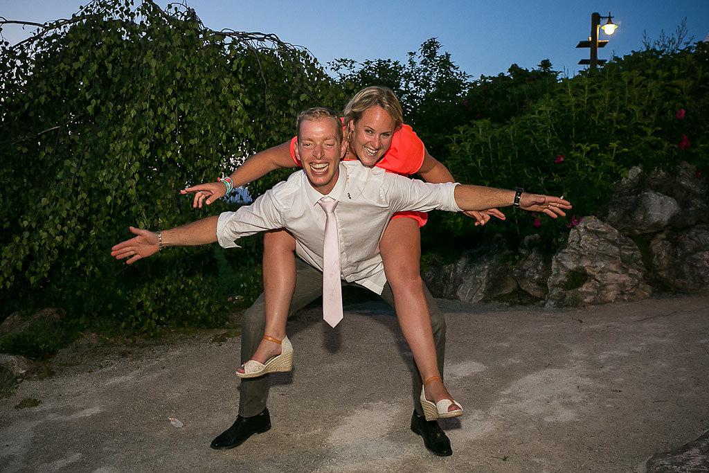 Aurelie & Olivier - A weding above Lake Annecy